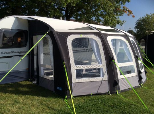 The Kampa Ace Air 400 Awning Size Medium Jay S