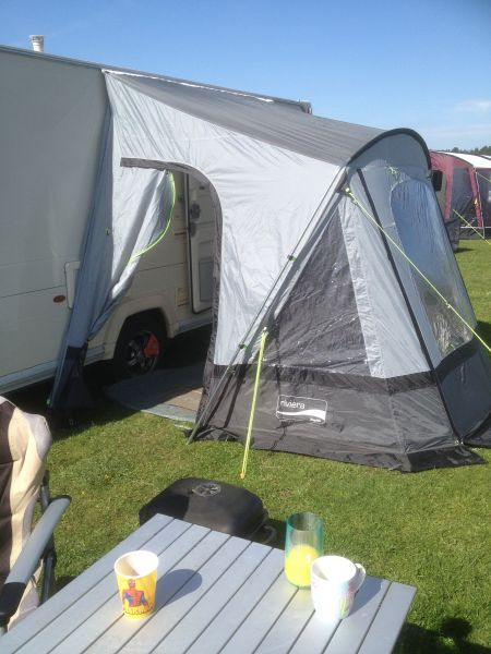 Riversway Leisures Riviera Rapide Porch Awning Member S