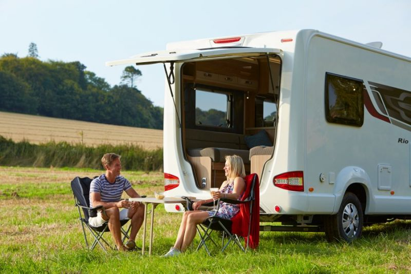 Leisure vehicle sales, staycations Up 1