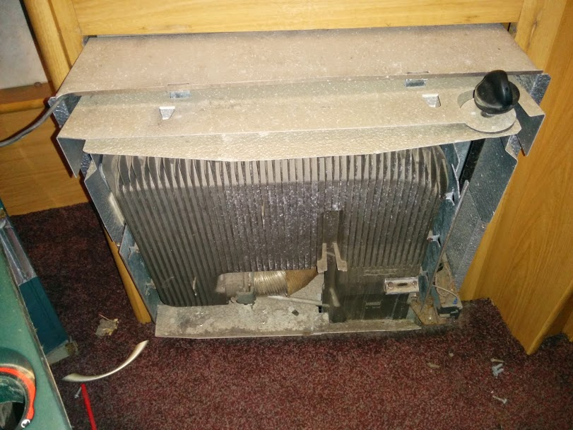 Carver fanmaster heater element