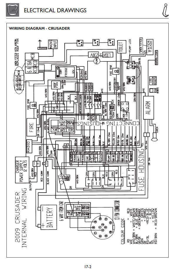 13 pin plug wiring diagram for elddis crusader 2009 ... elddis caravan wiring diagram caravan wiring diagram uk