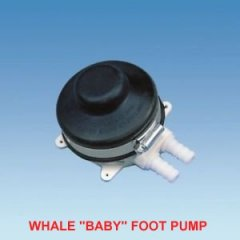 Whale Baby Footpump