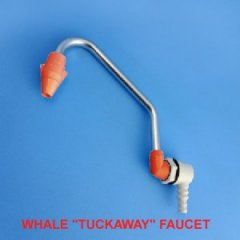 Whale tuckaway Faucet