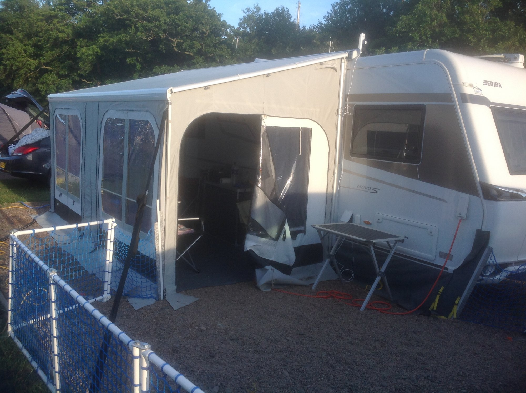 Thule roll out awning - Page 2 - Caravan Awnings - Caravan ...