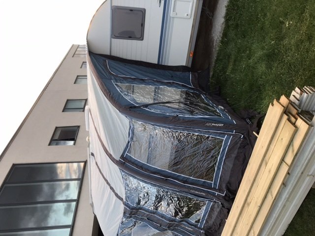 Spare bladder and beam for Towsure awning. - Caravan ...