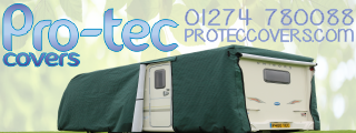 Quality caravan and motorhome covers from Pro-tec Covers