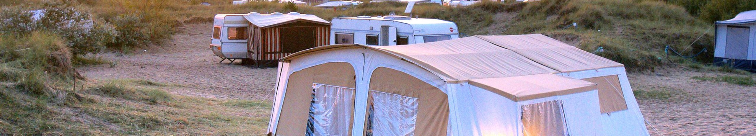 Touring Caravan Awning Security