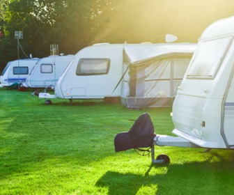 Home, Away or in Storage - protect your caravan